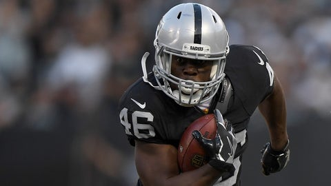 Jalen Richard, RB, Raiders