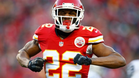 Marcus Peters explains his national anthem protest