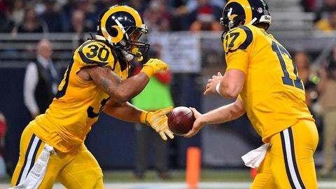 Todd Gurley will run all over San Francisco