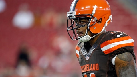 Terrelle Pryor takes the high road