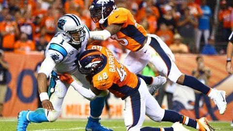 Denver Broncos (last week: 8)