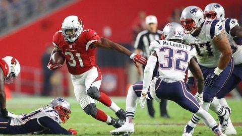 Cardinals: Run the offense through David Johnson – not Carson Palmer