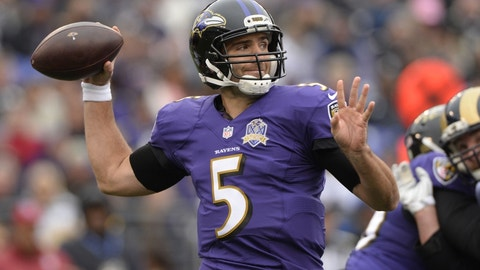 Baltimore Ravens (last week: 19)