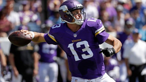 Minnesota Vikings (last week: 9)
