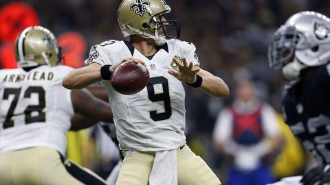 New Orleans Saints (last week: 23)