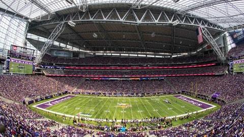 Best new stadium