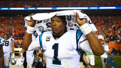 Carolina Panthers (last week: 4)