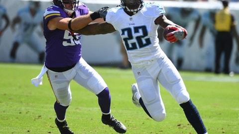 Titans: Involve Derrick Henry on offense