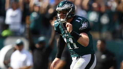 Philadelphia Eagles (last week: 24)