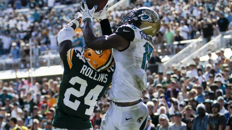 Jacksonville Jaguars (last week: 18)