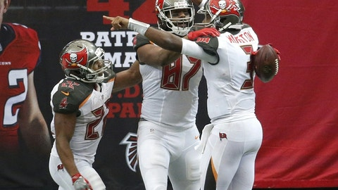Tampa Bay Buccaneers at Arizona Cardinals, 4:05 p.m. FOX (713)