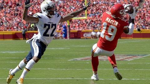 Jeremy Maclin: a Redskins WR
