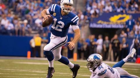 Lions 39, Colts 35