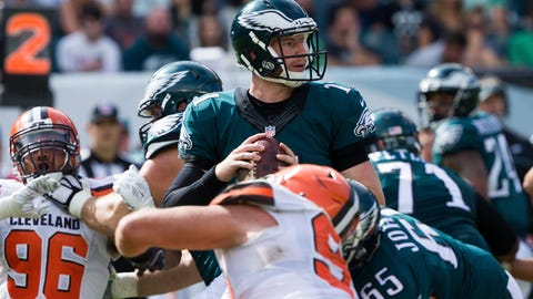 Eagles 29, Browns 10