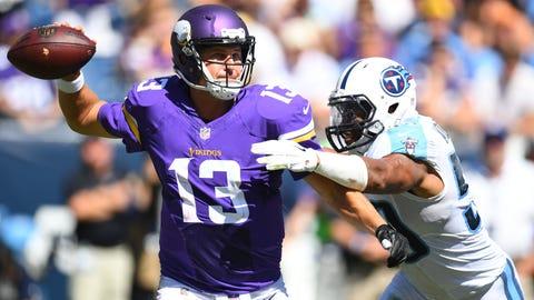 Vikings 25, Titans 16