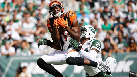 Cincinnati Bengals at Pittsburgh Steelers, 1 p.m. CBS (709)
