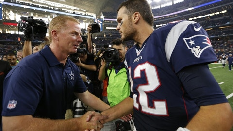 Dallas Cowboys vs. New England Patriots