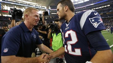 Dallas Cowboys vs. New England Patriots