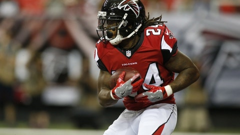 Devonta Freeman: now is not the time
