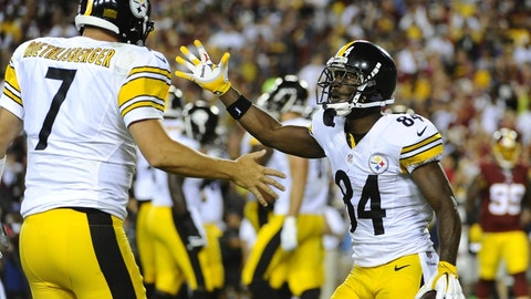 Pittsburgh Steelers, $2.25 billion