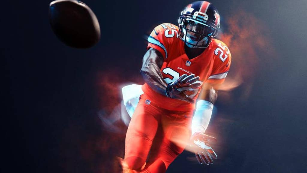 huge discount 8fbd6 a1c45 A first look at Color Rush uniforms for all 32 teams | FOX ...