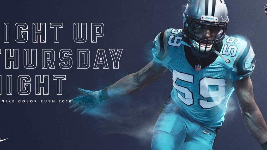 huge discount 8fbd6 a1c45 A first look at Color Rush uniforms for all 32 teams   FOX ...