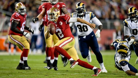 The 49ers will challenge for a playoff spot