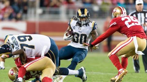 Los Angeles Rams (last week: 30)