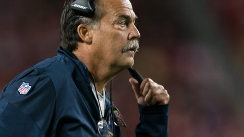 ...so don't worry Jeff Fisher, you won't go 7-9 again.
