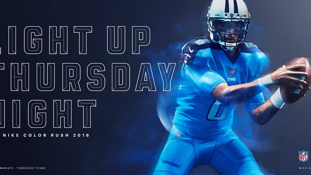 huge discount d7a98 df78b A first look at Color Rush uniforms for all 32 teams | FOX ...