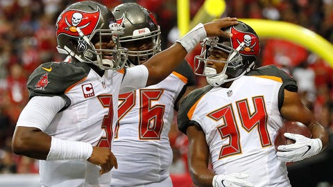 Sunday: Saints at Buccaneers