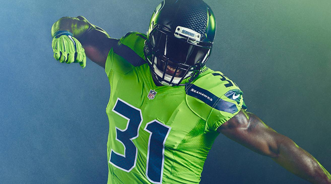 the best attitude f2f0b 296e9 Nike reveals NFL Color Rush uniforms | FOX Sports