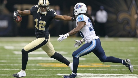 New Orleans Saints: WR Marques Colston, seventh round (252 overall), 2006