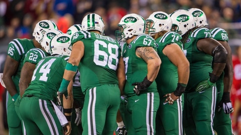 Jets (-1.5) vs. BILLS (Over/under: 40.5)