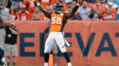 Denver Broncos: An injury to the defense