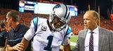 Cam Newton says he's not worried about his health after punishing Week 1