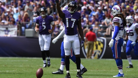 Sunday: Ravens at Jaguars