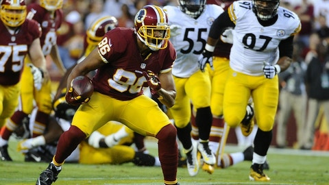 Jordan Reed: cousin saturation