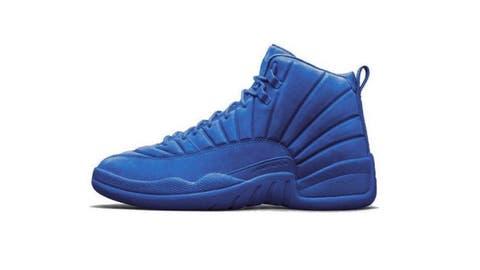 """Worst: Air Jordan 12 """"Blue Suede"""""""