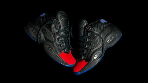 Best: Reebok Question Mid Curtain Call