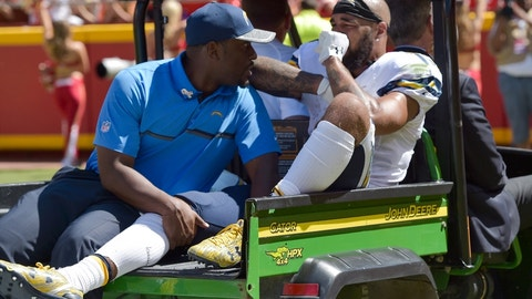 Los Angeles Chargers: WR Keenan Allen