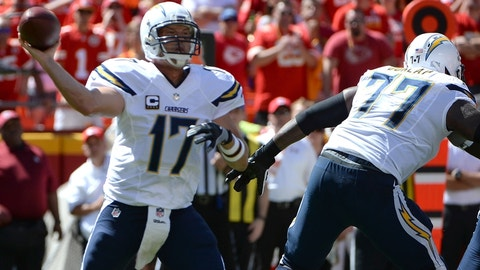 Philip Rivers, Chargers
