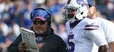 Report: Bills will fire offensive coordinator Greg Roman