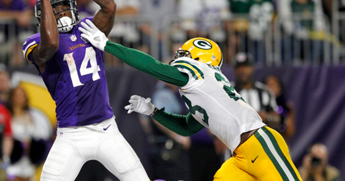 c28ff1c9 Bradford leads Vikings over Packers 17-14 in Minnesota debut | FOX ...