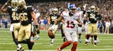 Saints at Giants Live Stream: Watch NFL Online