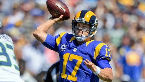 Los Angeles Rams: (last week: 32)