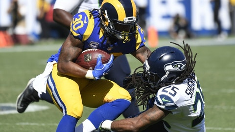 Los Angeles Rams at Tampa Bay Buccaneers, 4:05 p.m. FOX (714)
