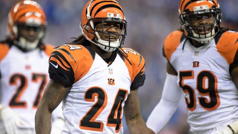 Bengals CB Adam Jones can't wait for a rematch with Steelers