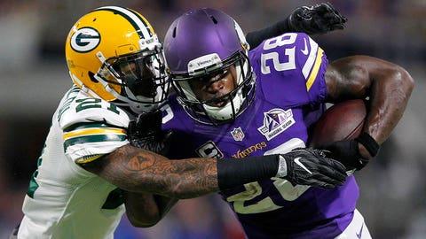 Vikings at Packers: 1 p.m., Dec. 24 (CBS)