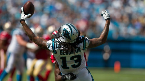 Kelvin Benjamin explains his breakout performance